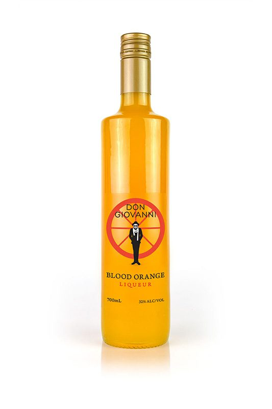 Don Giovanni Blood Orange Liqueur