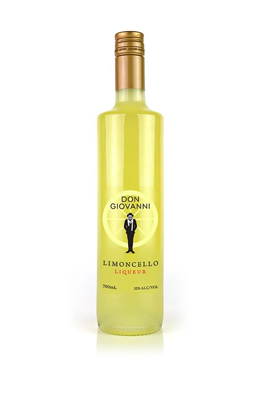 Don Giovanni Limoncello Liqueur