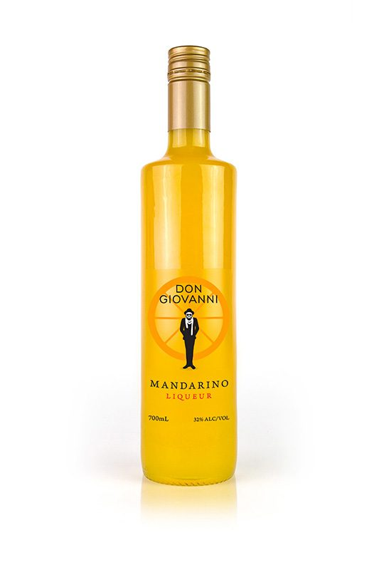 Don Giovanni Mandarino Liqueur